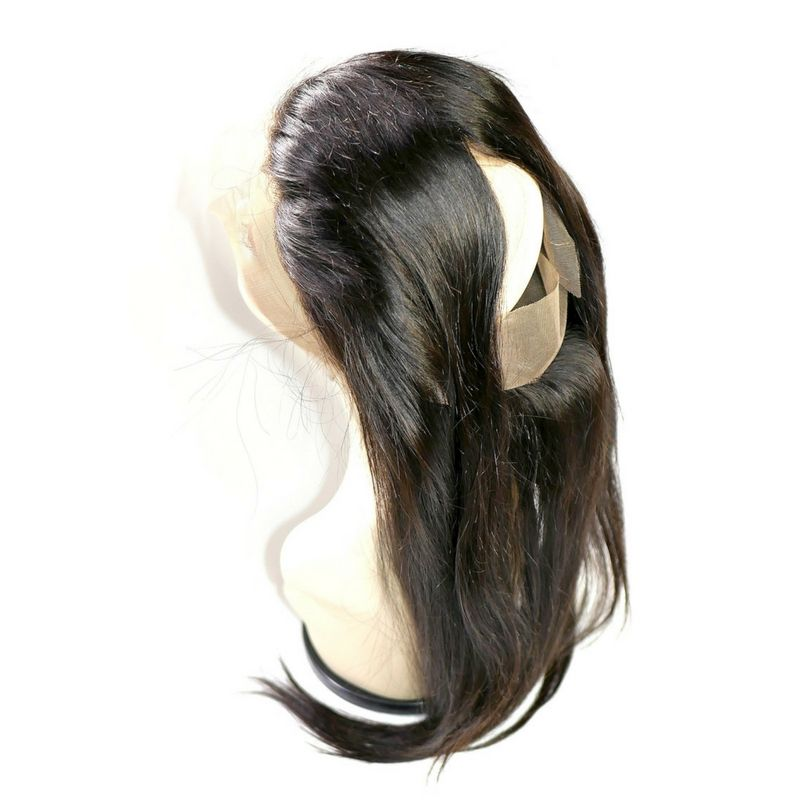 Brazilian Silky Straight 360 Frontal