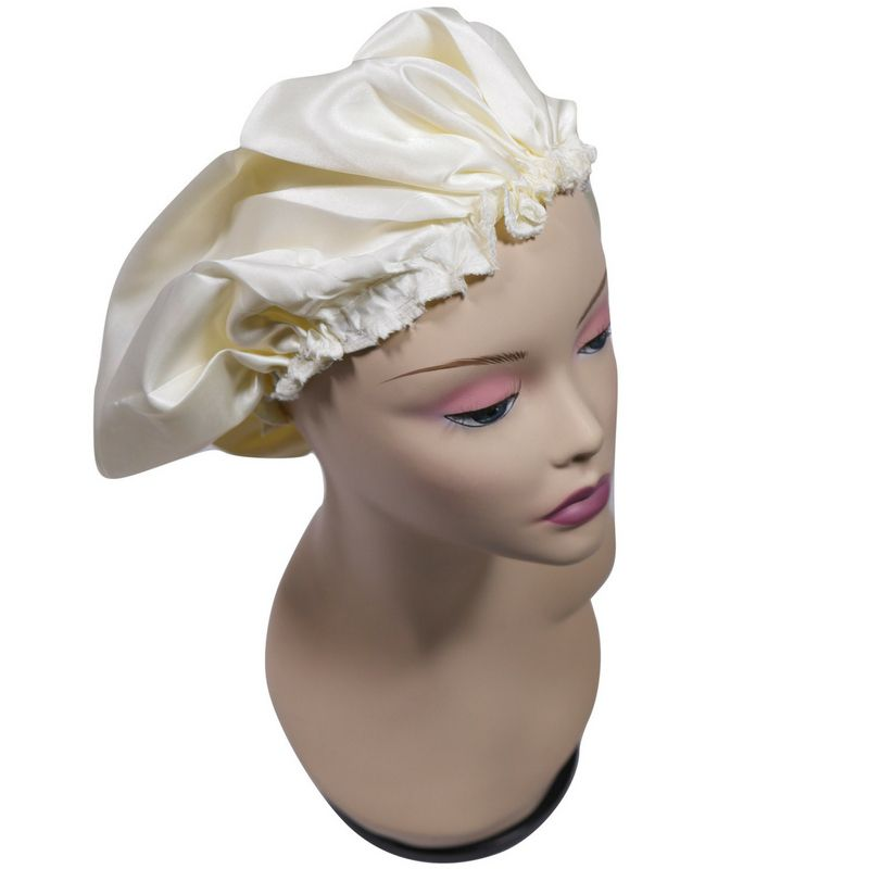 Cream Bonnet