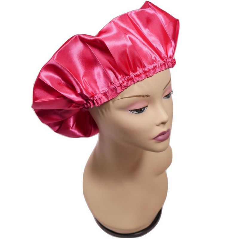 Hot Pink Bonnet