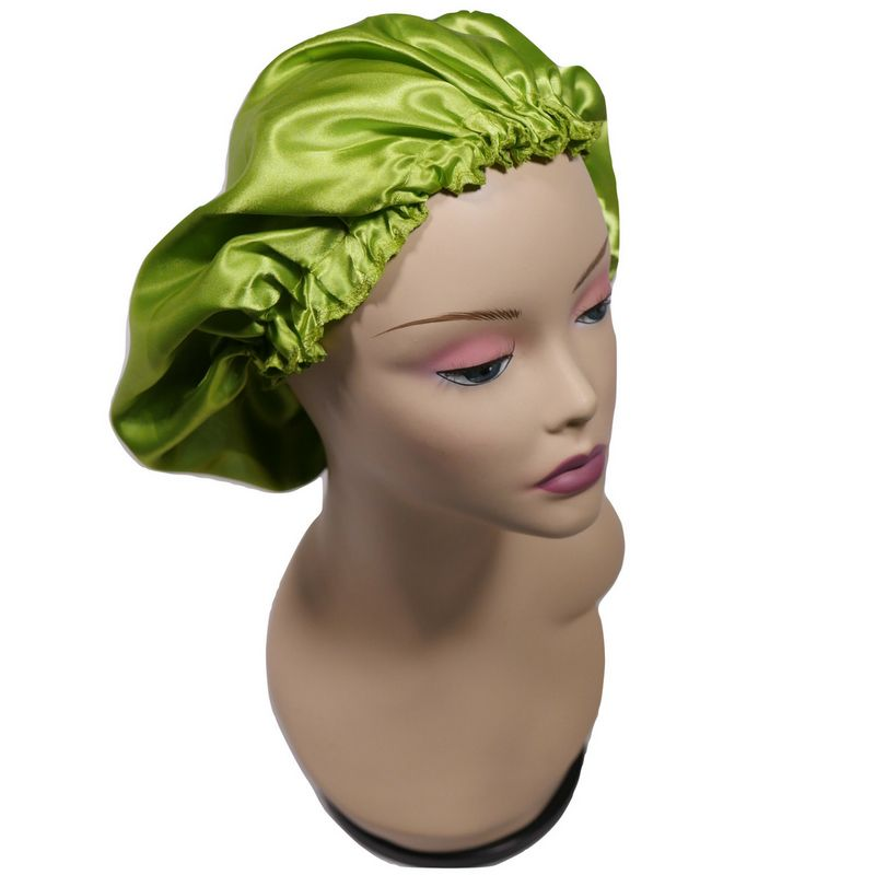 Lime Green Bonnet