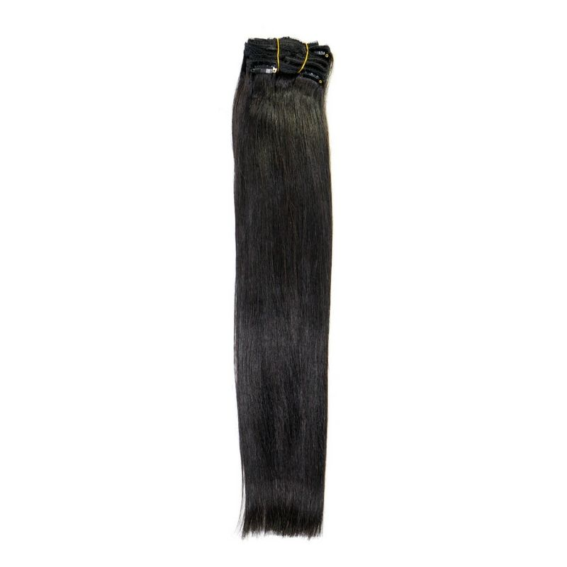 Natural Black Clip-In